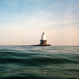 Wayne Higgs - Harbor of Refuge Lighthouse Delaware Bay Atlantic Ocean