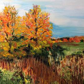 Janice Phelps Williams - Harbor Springs Autumn