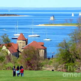 Harbor View by Ed Weidman