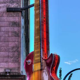 Hard Rock Cafe Atlanta Downtown Atlanta  Art by Reid Callaway