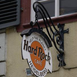 Teresa Mucha - Hard Rock Cafe Heidelberg