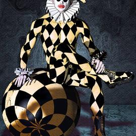 Quim Abella - Harlequin Circus Mime