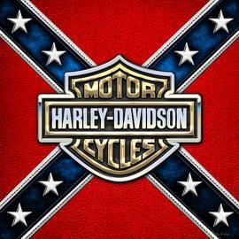 Harley-Davidson - 3D Badge