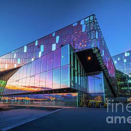 Inge Johnsson - Harpa Concert Hall