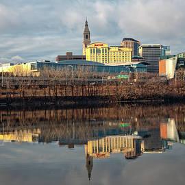 Hartford In The Winter by Karol Livote