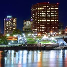 Hartford Panorama by Frozen in Time Fine Art Photography