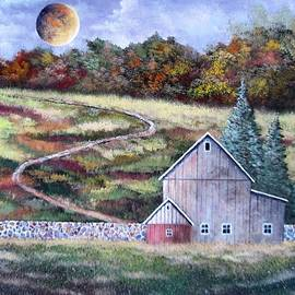Brian Mickey - Harvest Moon