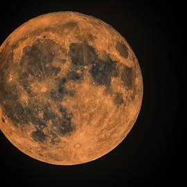 Eti Reid - Harvest moon of October 2017