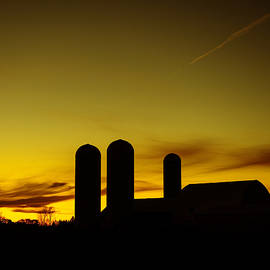 Harvest Sky by Tony Beck