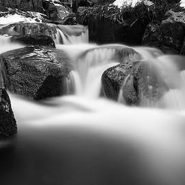 Harz Mountain stream by Andreas Levi