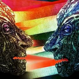 Hate-speak by Hartmut Jager