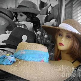 Brenda Spittle - Hats