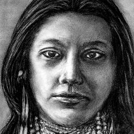 Walter Israel - Hattie Tom, beautiful Chiricahua Apache