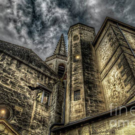 Haunted Church? by Kay Brewer