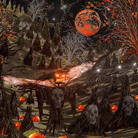 Michael Rucker - Haunted Pumpkin Patch