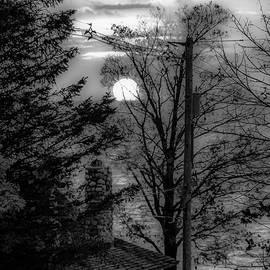 Donna Fonseca Newton - Haunted Sunset