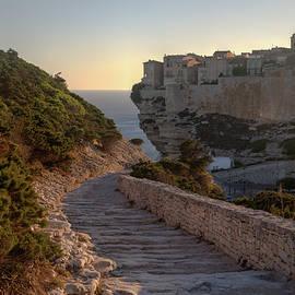 Haute Ville Bonifacio - Corsica - Joana Kruse