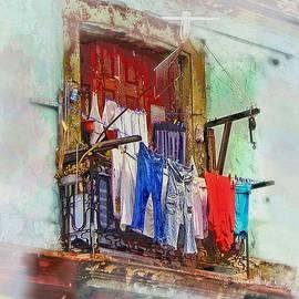 Claude LeTien - Havana Balcony 11