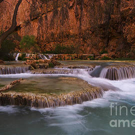 Havasu Creek Grand Canyon 1 by Bob Christopher