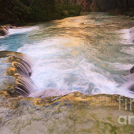Havasu Creek Grand Canyon 8 by Bob Christopher