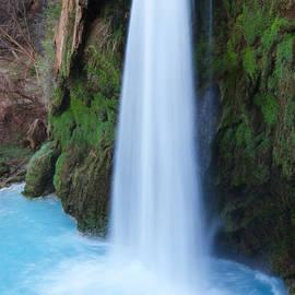 Havasu Falls Grand Canyon 3 by Bob Christopher