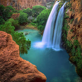 Inge Johnsson - Havasu Falls Ledge
