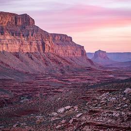 Serge Skiba - Havasupai Desert Sunrise