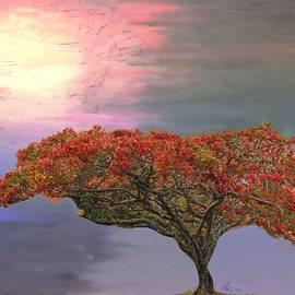 Angela A Stanton - Hawaiian Flame Tree