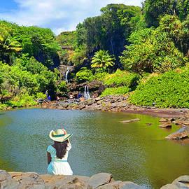 Michael Rucker - Hawaiian Sacred Pools