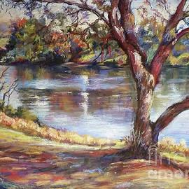 Marieve Ortiz - Hawkesbury River- Reflections