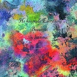 Hazel Holland - He has Made Everything Beautiful
