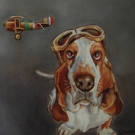 He Wondered Who Was Flying the Plane by Jean Cormier