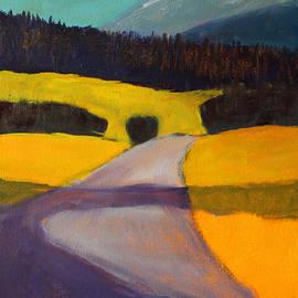 Heading West by Nancy Merkle