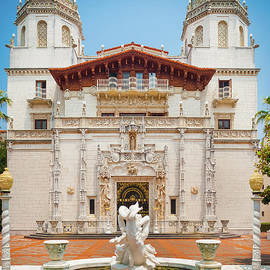 Hearst Castle by Inge Johnsson