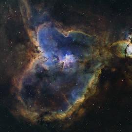 Manuel Huss - Heart Nebula