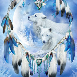 Heart Of A Wolf 4 by Carol Cavalaris