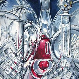 Heart Of Glass by Jane Loveall