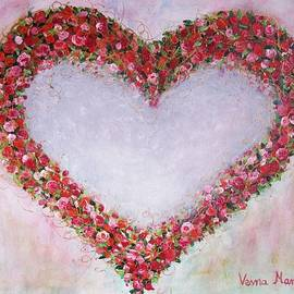 Vesna Martinjak - Heart of roses