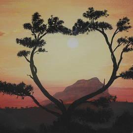 Ken Day - Heart Tree