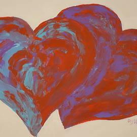 Hearts A-flutter