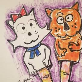 Heathcliff And Sonjay