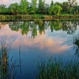 Flying Z Photography By Zayne Diamond - Heavenly Reflections, Walden Ponds Wildlife Habitat, Boulder, Colorado