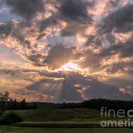 Jan Mulherin - Heavenly Skies