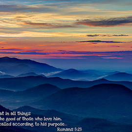 Reid Callaway - Heavenly View Sunrise and Faith