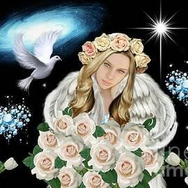 Elizabeth Duggan - Heavens Celestial Angel of Love