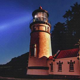 Joy McAdams - Heceta Head Lighthouse