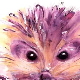 Hedgehog by Dawn Derman