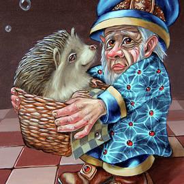 Hedgehog by Victor Molev
