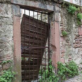 Heidelberg Alley Gate