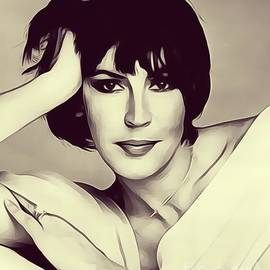Helen Reddy, Singer - John Springfield